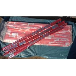 шторы  солнцезащитные красные